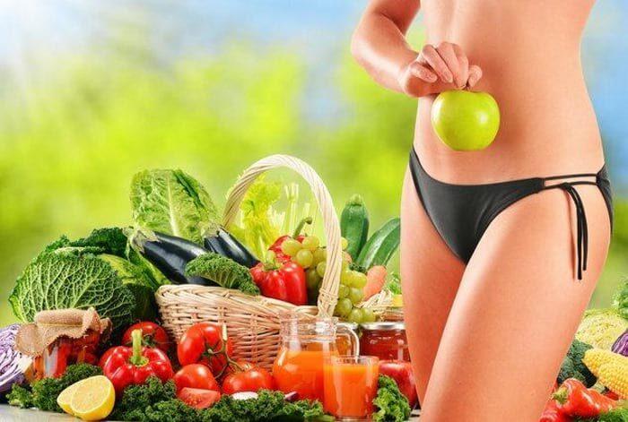диета для стройности бедер