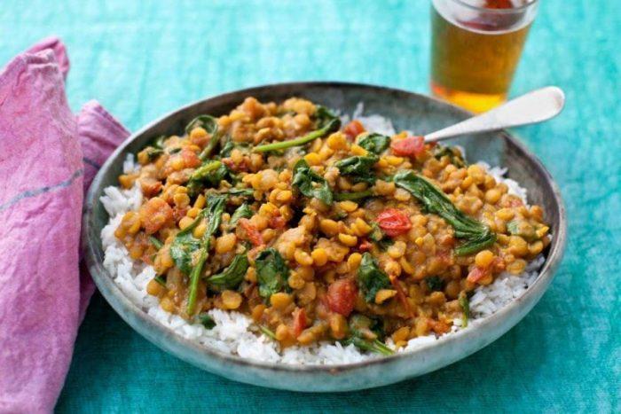 Индийская кухня для похудения