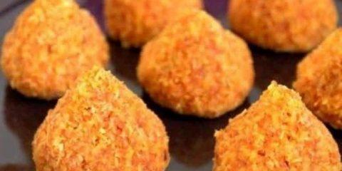 Морковно кокосовое печенье