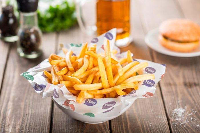 Как приготовить картофель фри самому