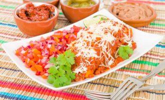 Вкусные и простые салаты от Юлии Высоцкой