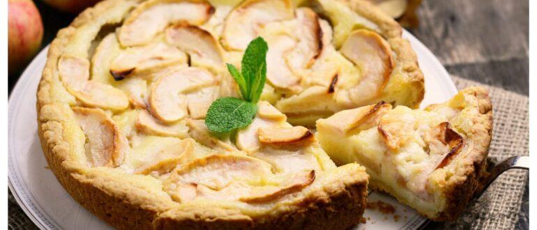 Приготовление цветаевского пирога