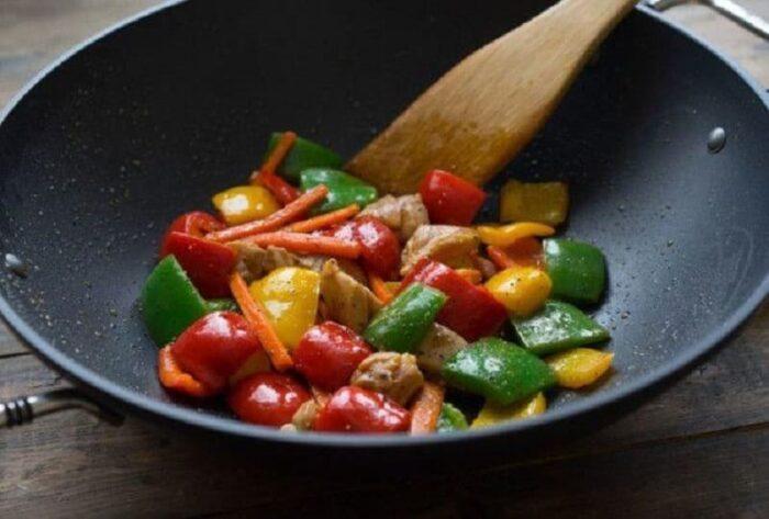 Что можно вкусного приготовить в сотейнике без мяса