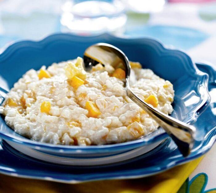 Как сварить рисовую кашу для ребенка