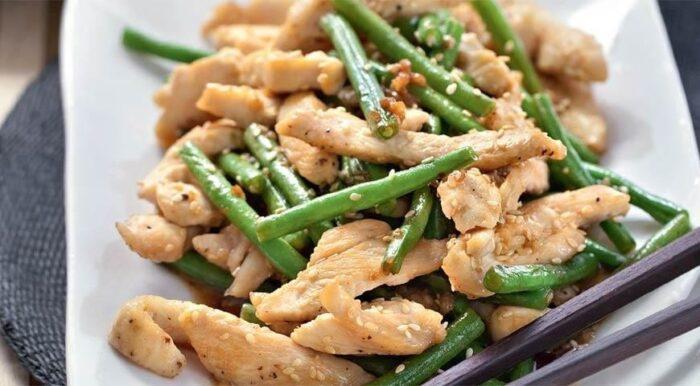4 вкусных рецепта из стручковой фасоли, которые легко можно приготовить на ужин