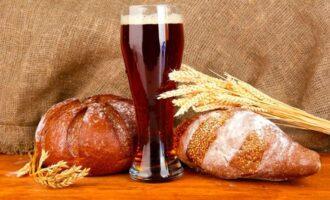 Как сделать домашний хлебный квас