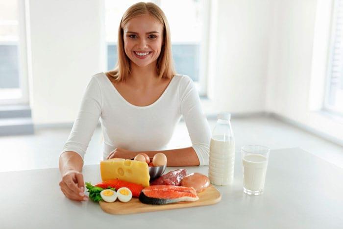 Опасность белковой диеты