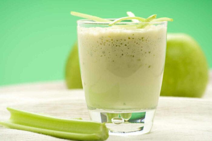 Смузи с сельдереем: рецепты для похудения и здоровья