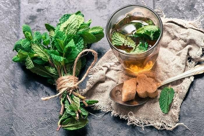 Народные добавки для полезного чая