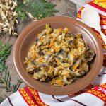Рецепты блюд в пост перед пасхой