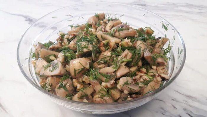 Диетические рецепты салатов без майонеза для снижения веса