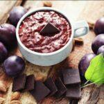 Варенье из сливы с шоколадом на зиму