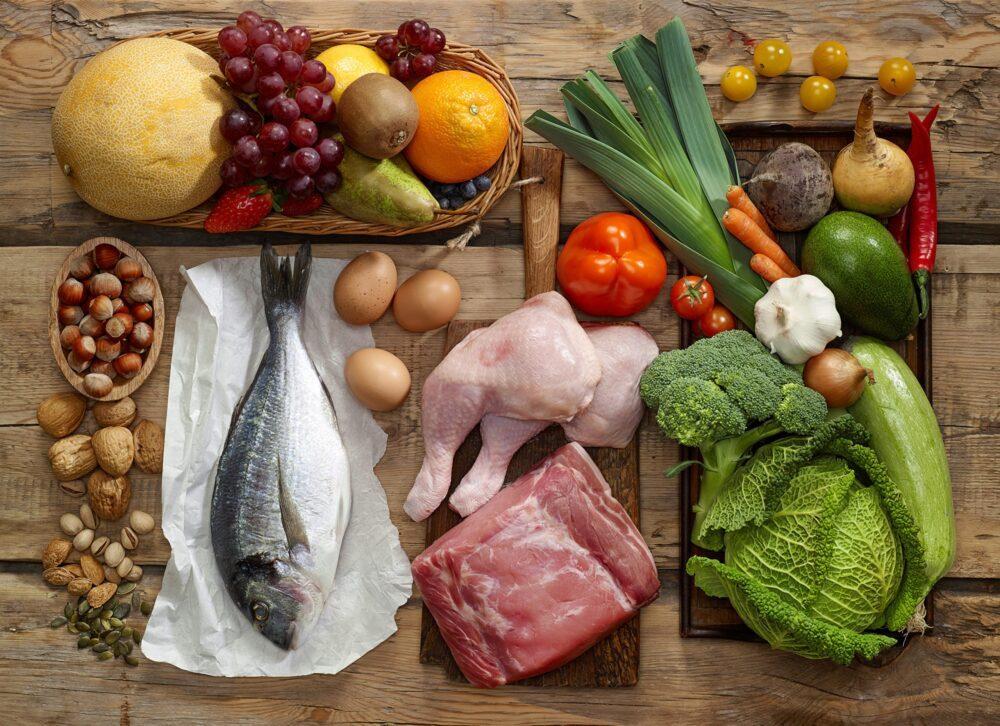 Картинки с продуктами пищи