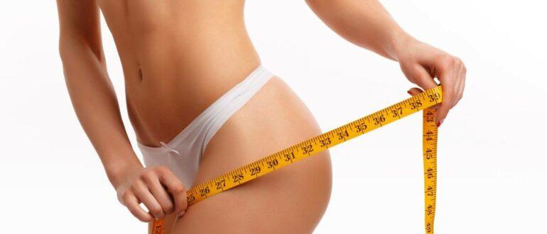 диета для похудения бедер