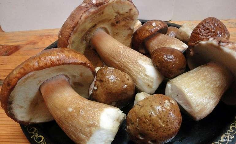 Что можно приготовить из грибов