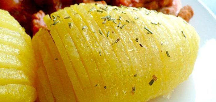 Как сварить картошку в микроволновке фото