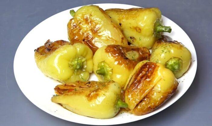классический рецепт болгарского перца