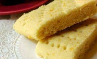 Рецепт песочного печенья без яиц