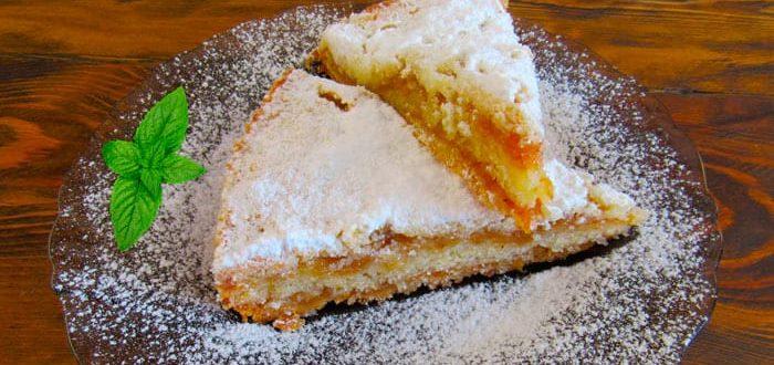 Рецепты яблочного пирога от Юлии Высоцкой