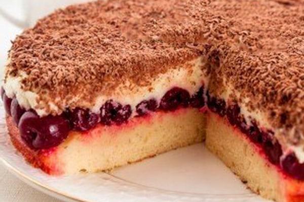 вишневый торт