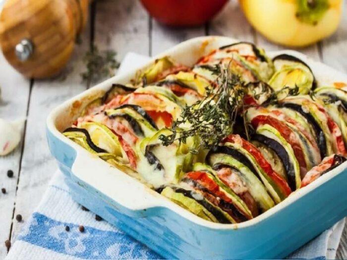 Что приготовить из кабачков в духовке: диетическое питание