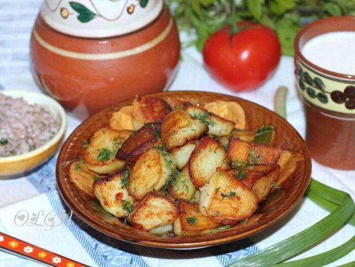 Картофель по-архиерейски: жареная картошка на новый лад