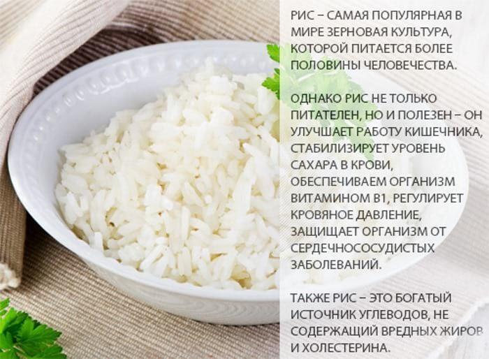 Какой Рис Полезен При Похудении. Рисовая диета: как похудеть на 10 кг за неделю