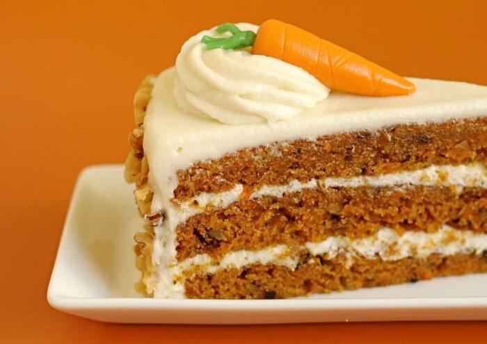 5 рецептов сбалансированных низкокалорийных тортов чуть больше 100 ккал на порцию