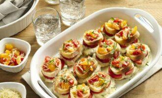 Новогодние вегетарианские рецепты