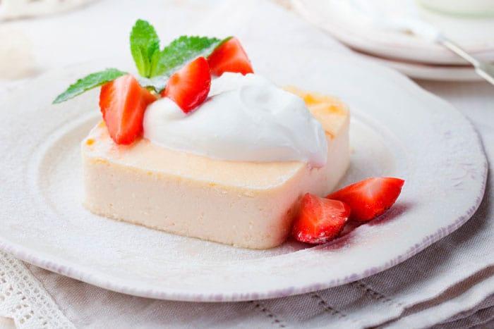 Низкокалорийные десерты из творога для всей семьи фото