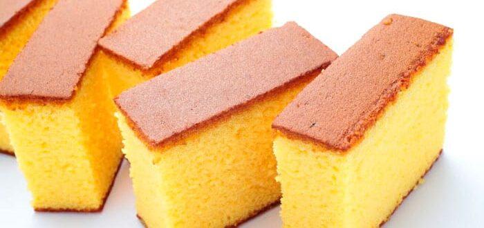 Рецепт бисквита на кипятке