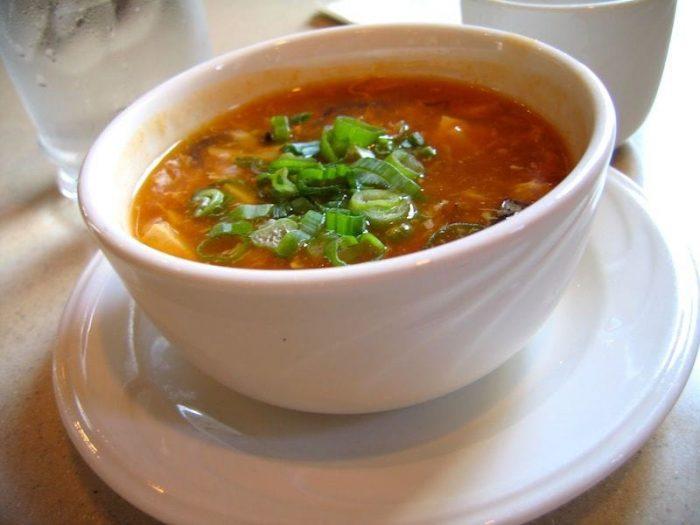жиросжигающие супы для похудения