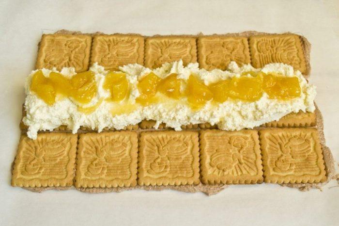 Торт «Шалаш» из печенья и творога: 5 рецептов