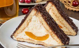 торт шалаш любви