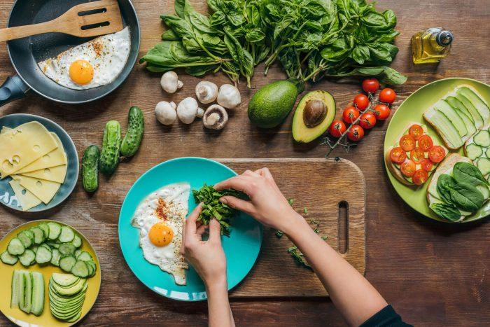 Правильное питание на вегетарианстве для похудения