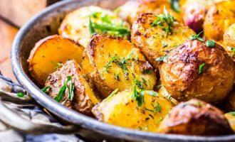 как можно вкусно приготовить картошку