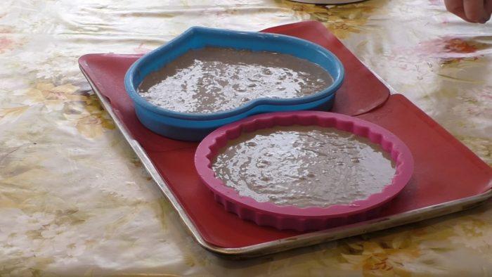 Рецепт коврижки с вареньем на кефире