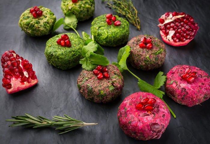 Пхали из свеклы по-грузински: идеально для вегетарианцев