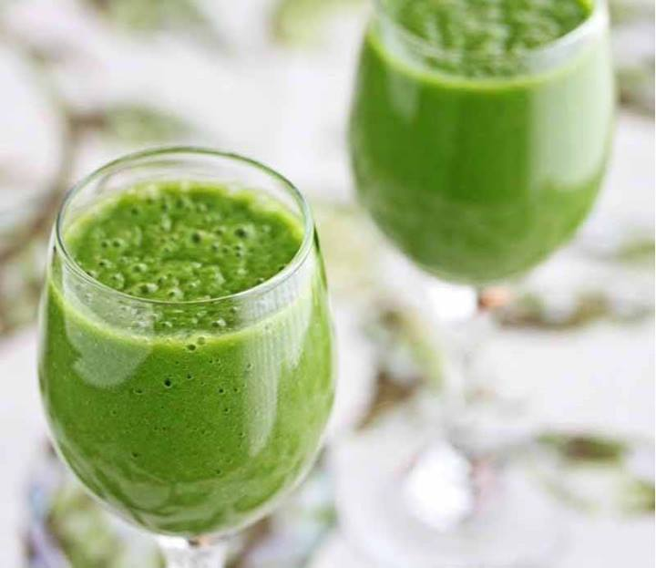 Зеленый смузи