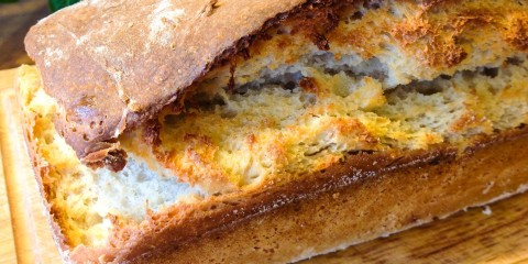 Закваска для бездрожжевого хлеба, на йогурте или кефире