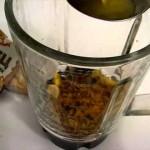 Заправка к салату — сыроедческий майонез