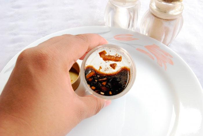 Заправка с соевым соусом