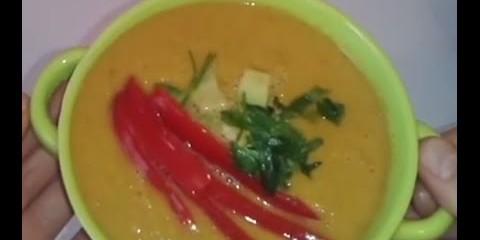 Живой Крем-Суп из Брокколи